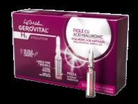 Supstance koje ulaze u sastav Gerovital proizvoda za negu kože