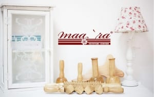 Maderoterapija, anticelulit masaža oklagijama