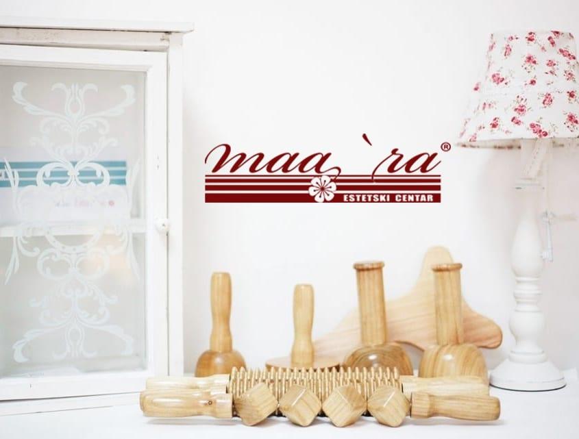 Maderoterapija, anticelulit masaža oklagijama, Drvene oklagije, roleri i kupe za Maderoterapiju